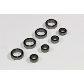 Gear-Diff. Ball Bearing 4WD Buggy