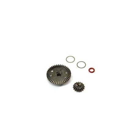 Gear-Diff. Set 16/40T 4WD Buggy