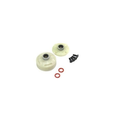 Polyaramid Gear 52T for Gear Diff. 2WD