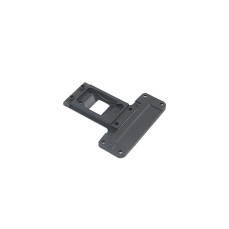 Rear Chassis Plate for Gear Diff. 2WD
