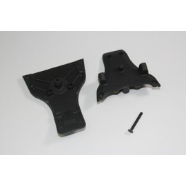 Chassis Plate front - Upgrade Set 2WD