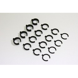 Damper Adjusting Rings (16 pcs) 2WD/4WD