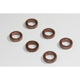 TEAM C 2WD T02078 Contain Oil Bearing 10x15x4mm (6) 2WD