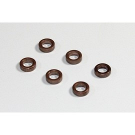 TEAM C 2WD T02077 Contain Oil Bearing 5x8x2.5mm (6) 2WD