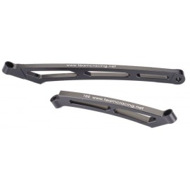 Alu Chassis Stiffener f/r 1:8 BL Comp. Buggy