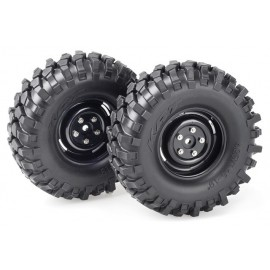 "Wheel Set Crawler ""Steelhammer"" 108mm 1:10 (2 pcs)"