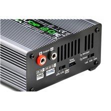 Fan Mount - 540size Twin Fan Design orange
