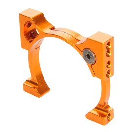 TEAM C TC346OR Fan Mount - Twin Fan Design Orange
