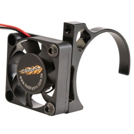 TEAM C TC344 Fan Mount for 540size Motor incl. 30mm Fan