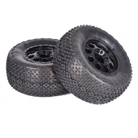 Wheel Set Short Course soft 1:10 (2 pcs)