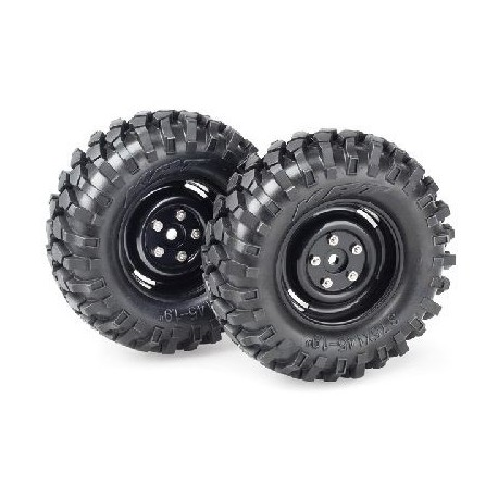 "Wheel Set Crawler ""Steelhammer"" 96mm 1:10 (2 pcs)"