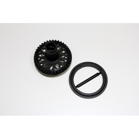 Solid Axle Gear Set Comp. Onroad