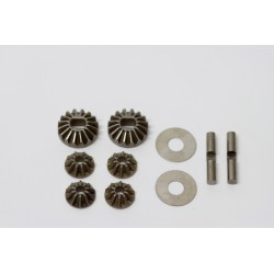 Differential Gear Set 4WD Comp. SC Truck