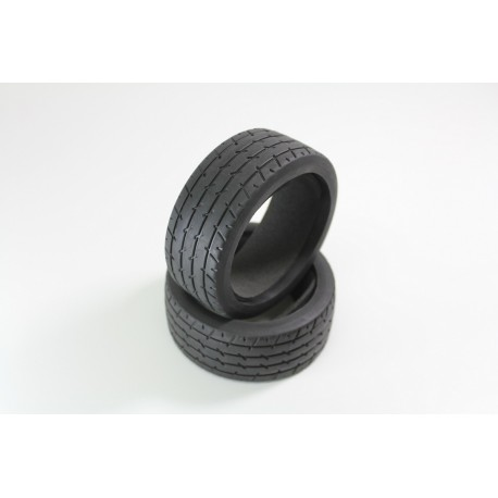 """Tyre With Sponge """"Line"""" (2) 1:8 Rally / Onroad"""
