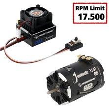 """Brushless Motor 1:10 """"Revenge CTM"""" 4,0T SC 2-p./55"""