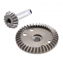 Steel Gear for Gear Differential 16T/40T 2WD/4WD/S