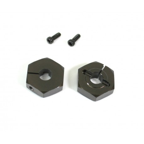 Alu Hex Hub 14mm (2) TM2V2