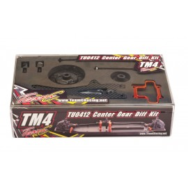 Center Gear Diff. Upgrade Set for TM4