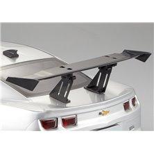 Washer M3 1.0mm orange (10)