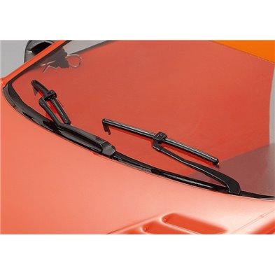 Flat Head Hex Screw orange 3x8mm (6)