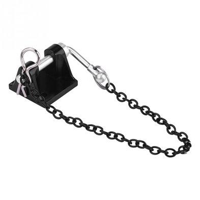 Button Head Hex Screw orange 3x8mm (6)
