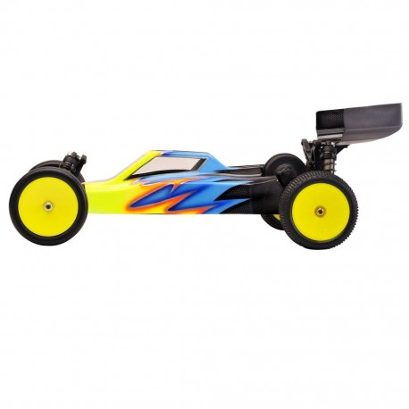 """1:10 EP Buggy """"TC02Cevo"""" 2WD Competition KIT"""