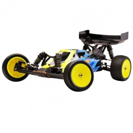 "1:10 EP Buggy ""TC02Cevo"" 2WD Competition KIT"