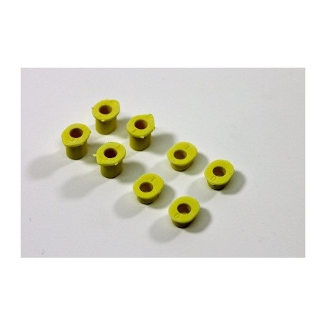 Polyaramid Arm Mount Inserts 1:8 Comp.