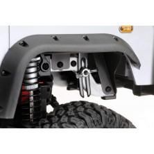 Aluminum Sway bar mount (2) orange Onroad