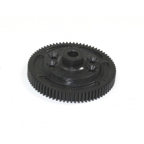 Main Gear Center Differential 75T TM4 Comp. Buggy
