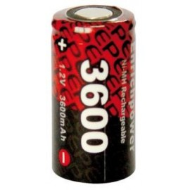 GeanRc CH3600 CHISPO NiMH SubC 12V/3600mAh Single-cell