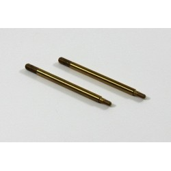 Titan/Nitrade Front Shock Shaft (2 pcs) 1:8 Comp.