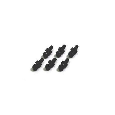 Ball Head Screw (6) Buggy/Truggy