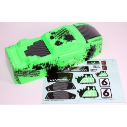 Body green Truggy brushed