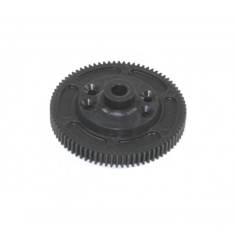Main Gear Center Differential 80T TM4 Comp. Buggy