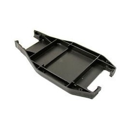 "Center chassis plate ""short"" 2WD"