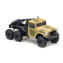 Tuerca con freno alu. 5mm red (10pcs)
