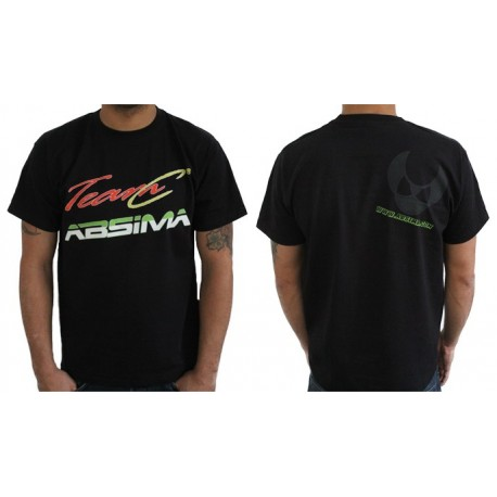 9030022 Absima/TeamC T-shirt black L