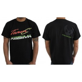 9030023 Absima/TeamC T-shirt black XL