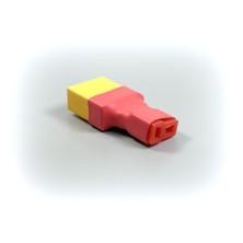 Conector hembra tipo Tamiya (100pcs.)