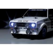Led Light Set 1/10 W/controler box 12 Leds