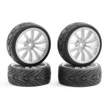 Led Light Set 1/10 W/controler box 6 Leds