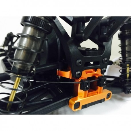 Aluminium Shock Tower mount Rear TC02CEVO