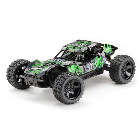 """1:10 EP Sand Buggy """"ASB1"""" 4WD RTR Waterproof"""