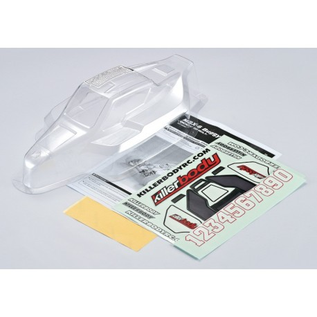 MBX-6 RACING BODY, CLEAR