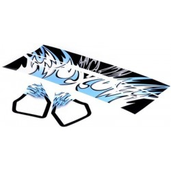 Decal f. Downforce 2 Wing