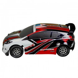 1/18 Car 4wd Rally with Lipo WLtoys