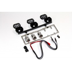Light Bar with light cable incl. screws 15cm