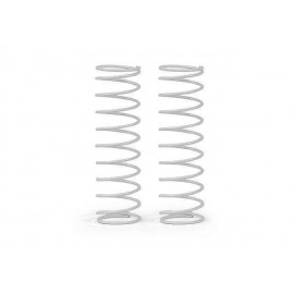 XRAY XB808 REAR SPRING SET C0.47 - WHITE (2)