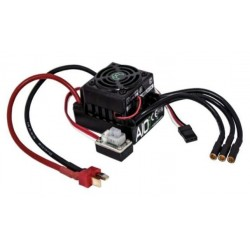 "Brushless ESC ""Thrust A10 ECO"" 50A 1:10 waterproof"